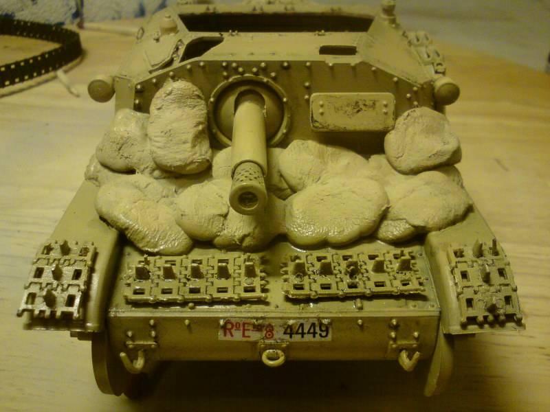 Italeri Semovente M40 - Sida 3 Bdfbdr