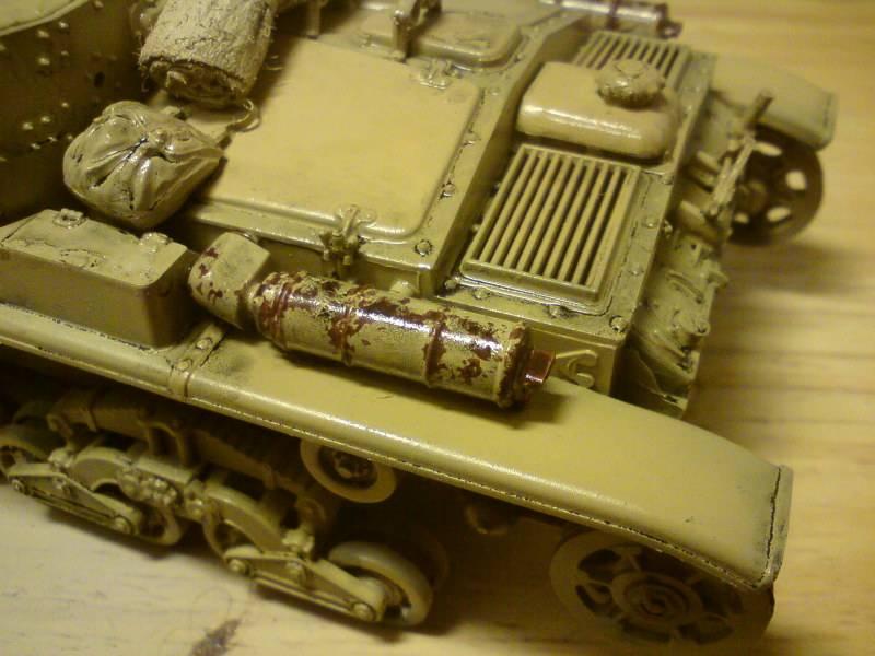 Italeri Semovente M40 - Sida 3 Ddfg