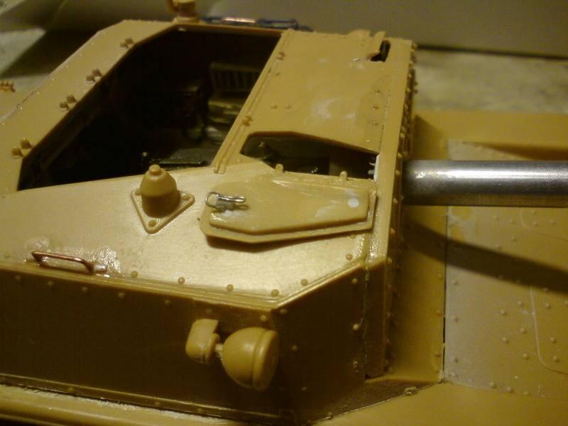 Italeri Semovente M40 - Sida 3 Fyyg