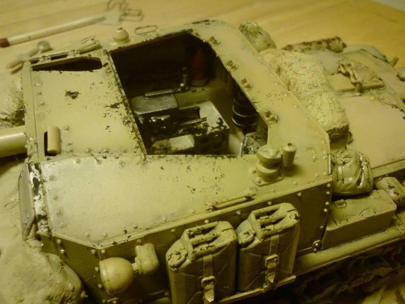 Italeri Semovente M40 - Sida 3 Ghsty6