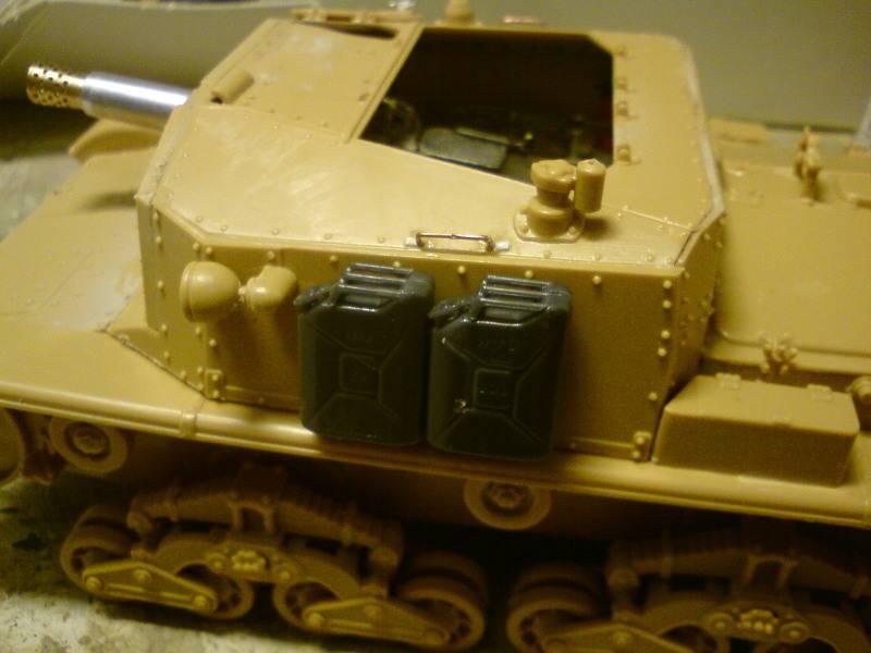 Italeri Semovente M40 - Sida 3 Nynf