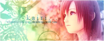 It's all over.... Kairi-signature