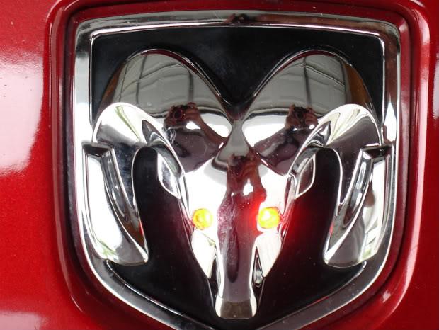 Charger Nose Emblems Ram2