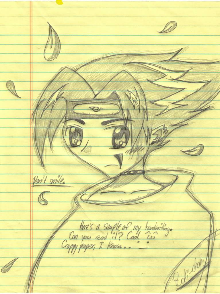 I love art!!! xDD lol Sausuke