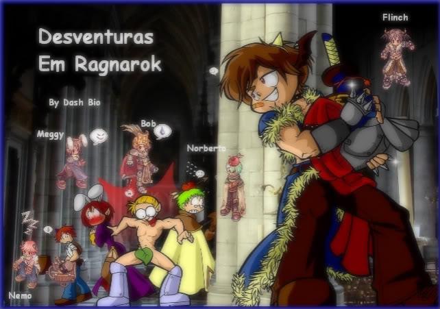 Desventuras em Ragnarok Desventuras-1