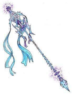 Magic store Spear_staff_thing_by_ShadowsMonre