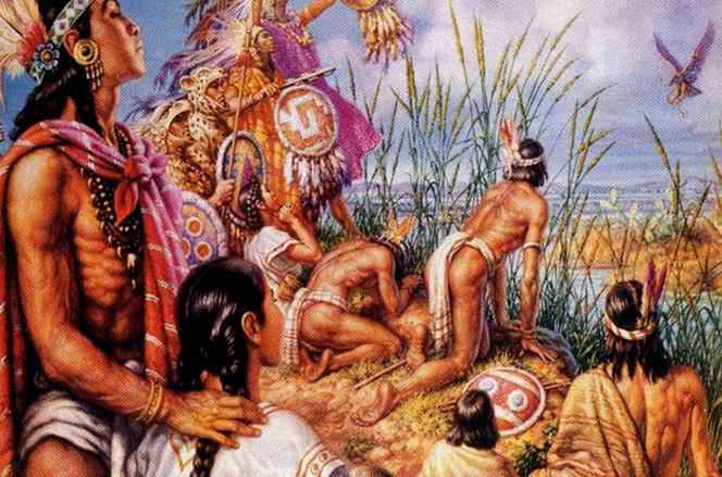pinturas de helguera Fundaciontenochtitlan