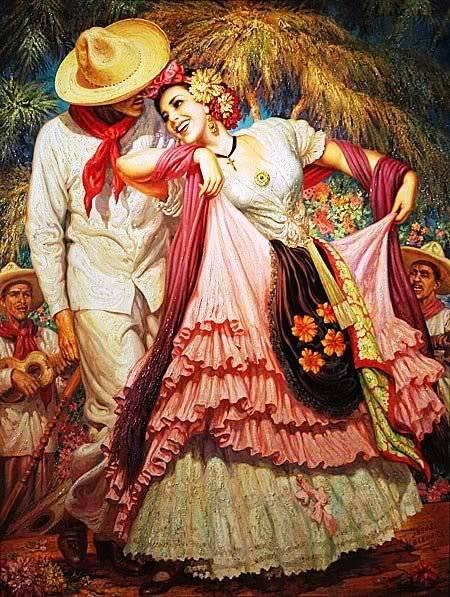 pinturas de helguera LABAMBAdeJessHelguera