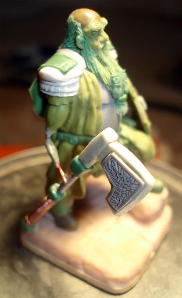 guerrero enano en escala 1/32 actualisacion 29 de julio fotos en ultima hoja Dwarf53