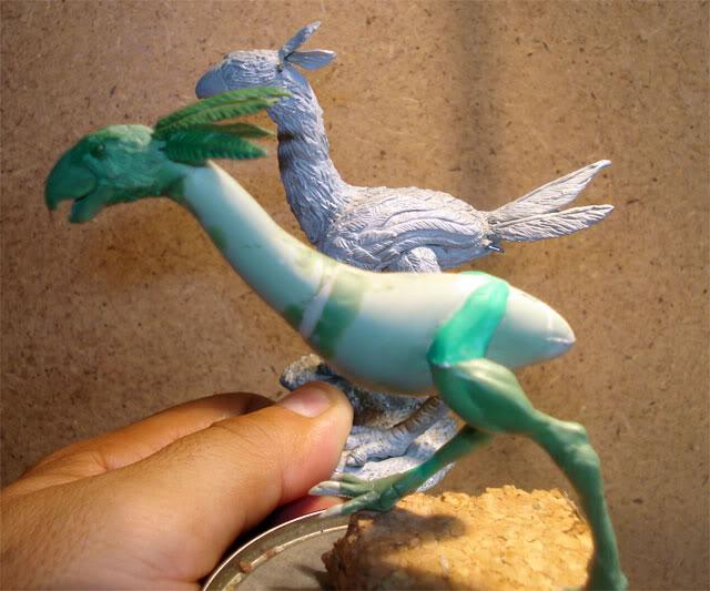 ave del terror version 2 escala 1/32 actualizacion 02 de septiembre 2010 fotos nueval al final Avez-comparacion-1