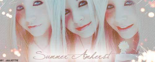 Firmería de Kristy :) Summer
