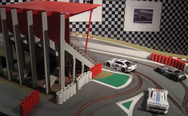 SPA BLST : La Déco Grandstand01s