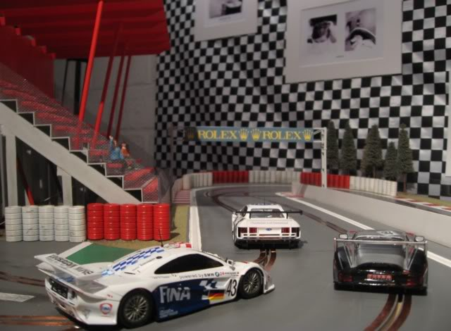 SPA BLST : La Déco Grandstand02s