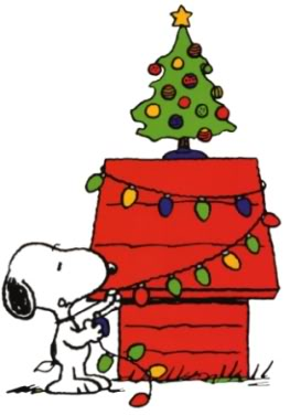 Merry Christmas 2012 Christmas-Snoopy-Lights-Tree