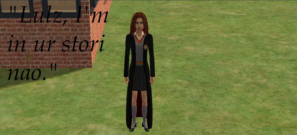 Sims 2 - Taisaku Invades Hogwarts - Page 2 Sims2