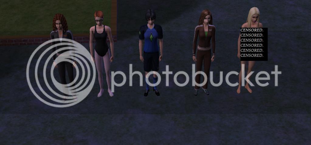 Sims 2 - Taisaku Invades Hogwarts - Page 3 Sims5