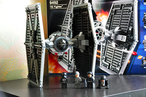 Collection n°136: Mrfender [MAJ du 30/11/2013] 9492TieFighter2_zpscf55ded1