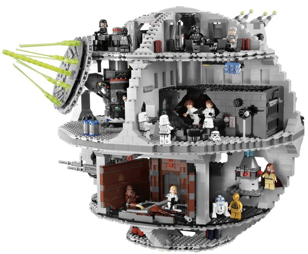 Un diorama en lego! Battle-inside-the-Death-Star-_zps9667c44c