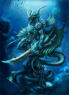 Sea of Destruction Bigwaterdragon