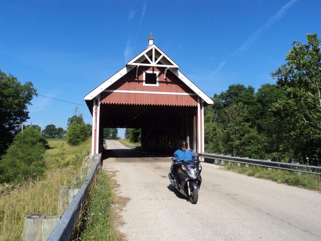 The Covered Bridges Of Ashtabula County 63f5ec85