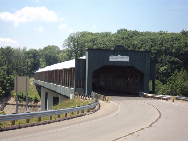 The Covered Bridges Of Ashtabula County 76aea048