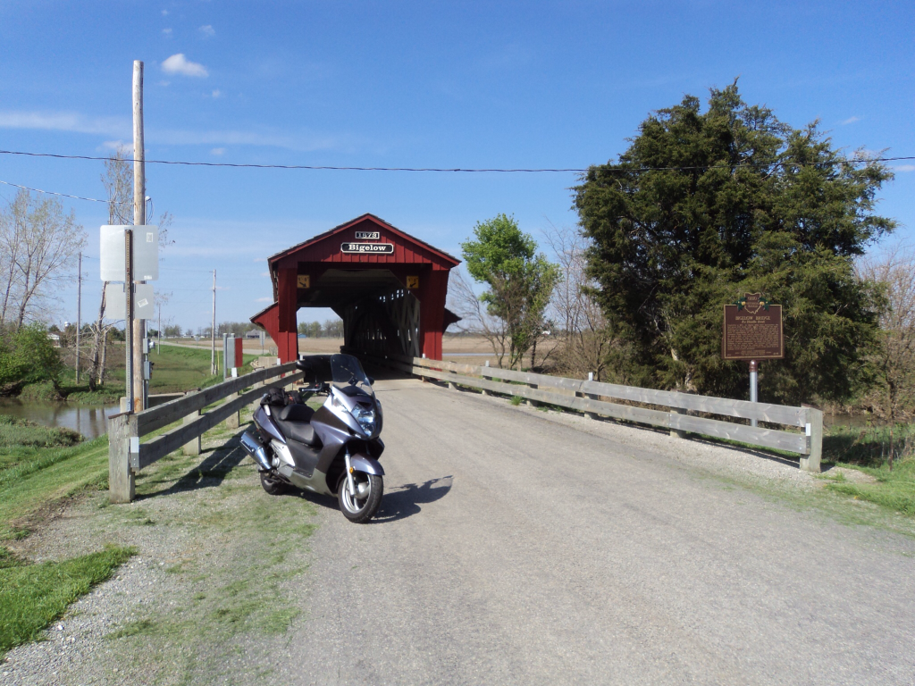 A sunny day ride in Central Ohio, USA 9b18da93