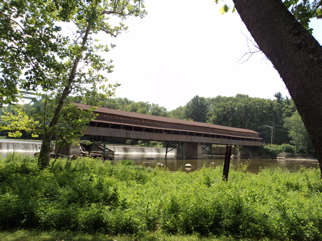 The Covered Bridges Of Ashtabula County B608948e