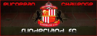 Sunderland - The European Challenge SAFC---MM