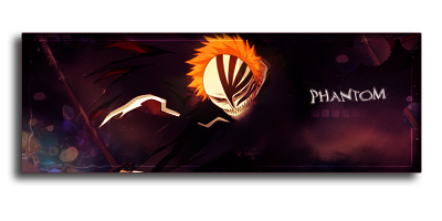 The Graph Of The Mr.Phantom... Ichigosign