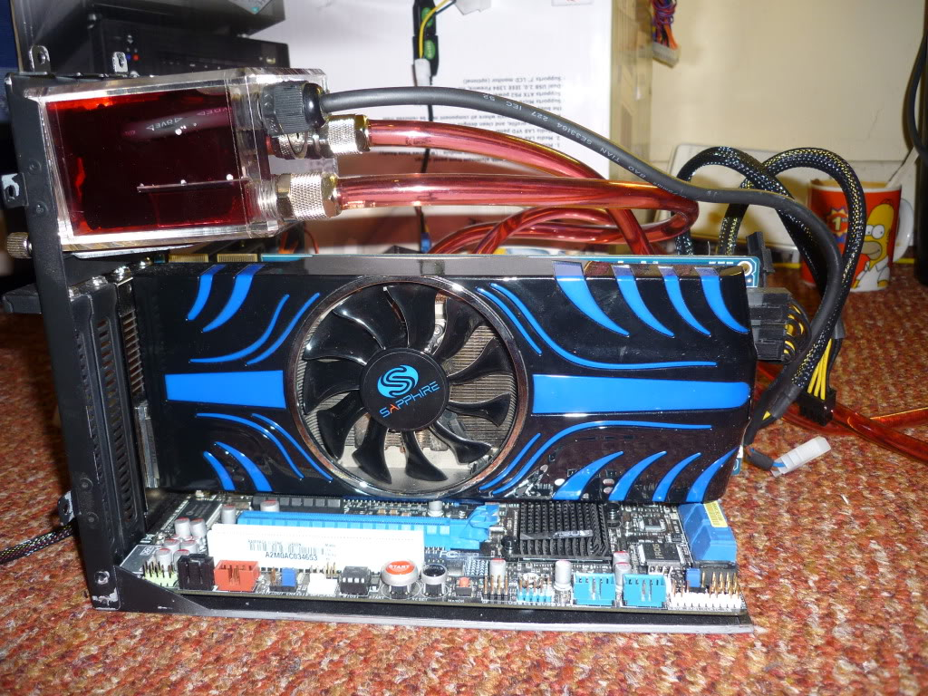 Thermaltake Lanbox HT Watercooled, Extremely modified. 0011