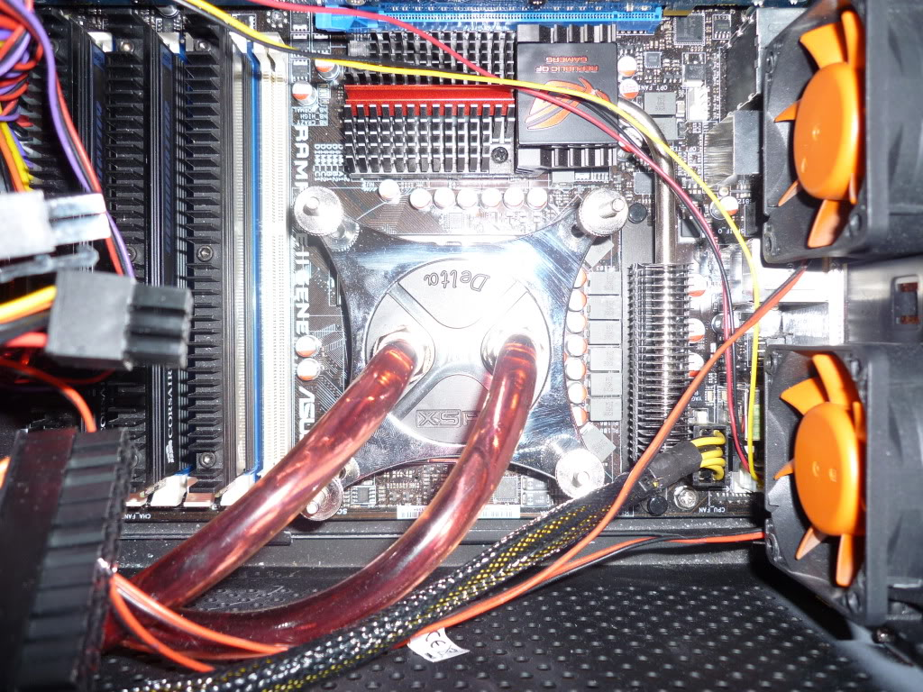 Thermaltake Lanbox HT Watercooled, Extremely modified. 0017
