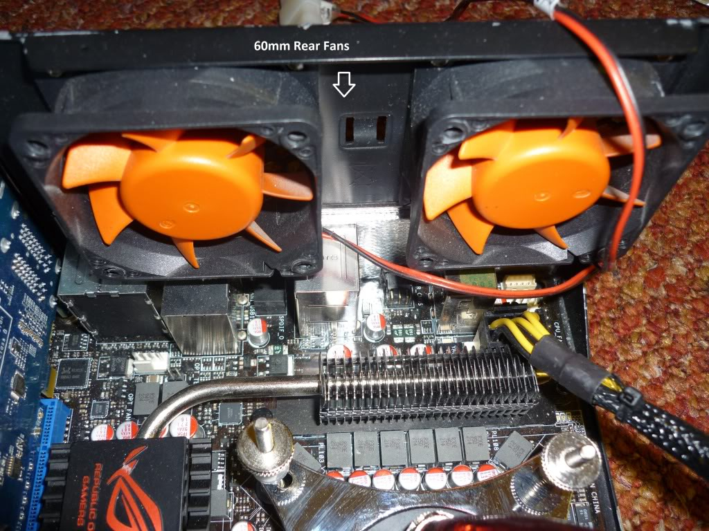 Thermaltake Lanbox HT Watercooled, Extremely modified. 0020
