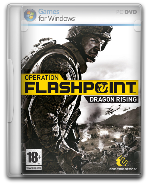 Operation Flashpoint 2 Pc / Full / 1 Link Ofpdr-13e6442