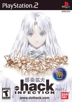 Saga .Hack// Dothack_infection_cover