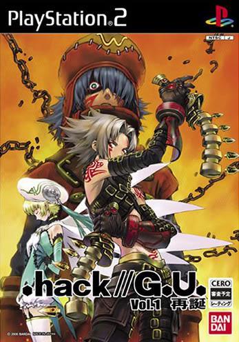 Saga .Hack// Gu
