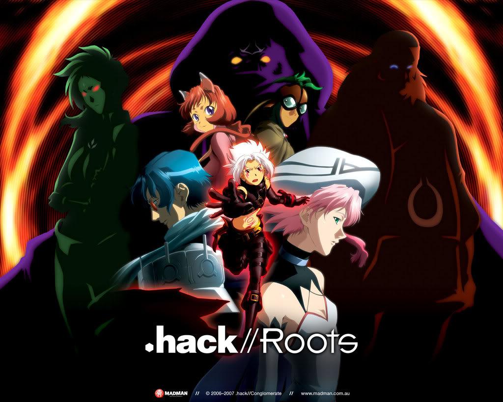 Saga .Hack// Roots2