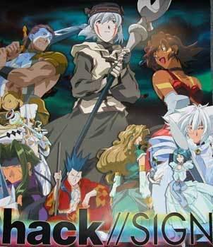 Saga .Hack// Sign1