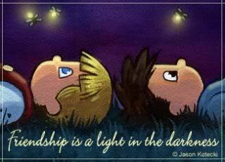 best friends! Friendship_is_light