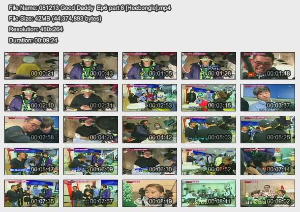 FT Island Download 081213GoodDaddyEp6part6Heebongie