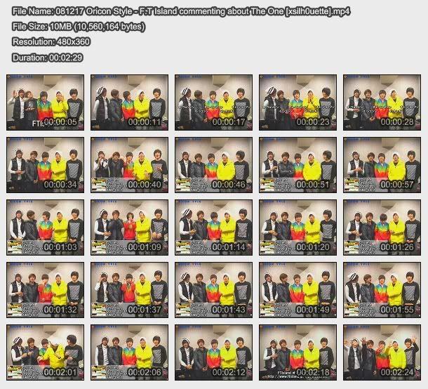 FT Island Download 081217OriconStyle-FTIslandcommentin