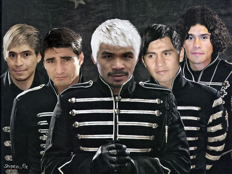 my chemical pacquiao Pictures, Images and Photos