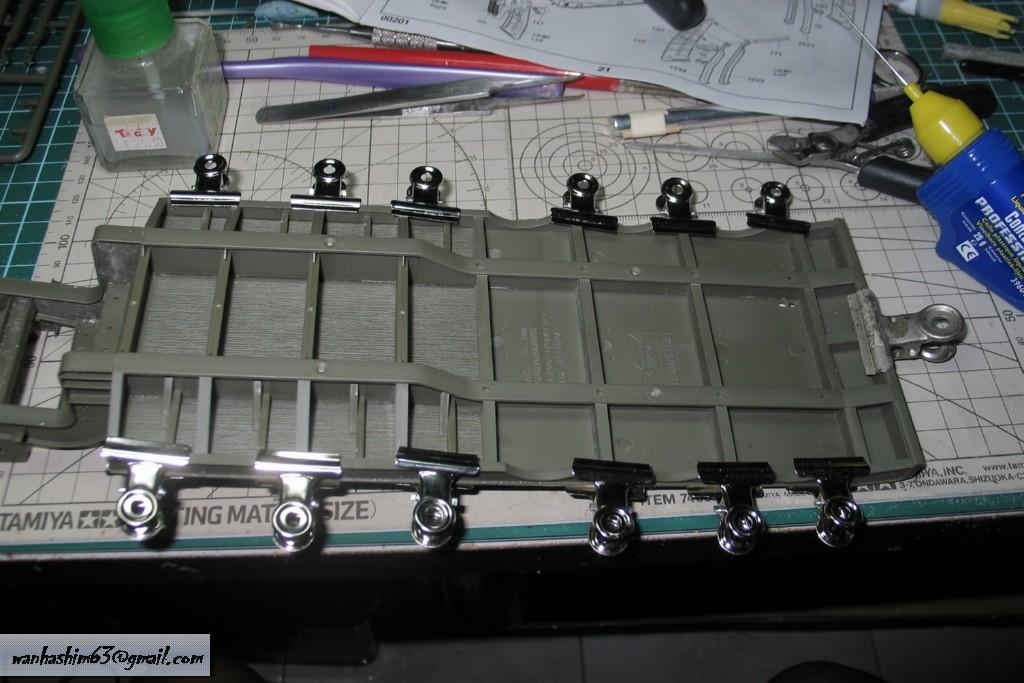 Trak 50 Tan Pengangkutan Kereta Kebal China C50TT029