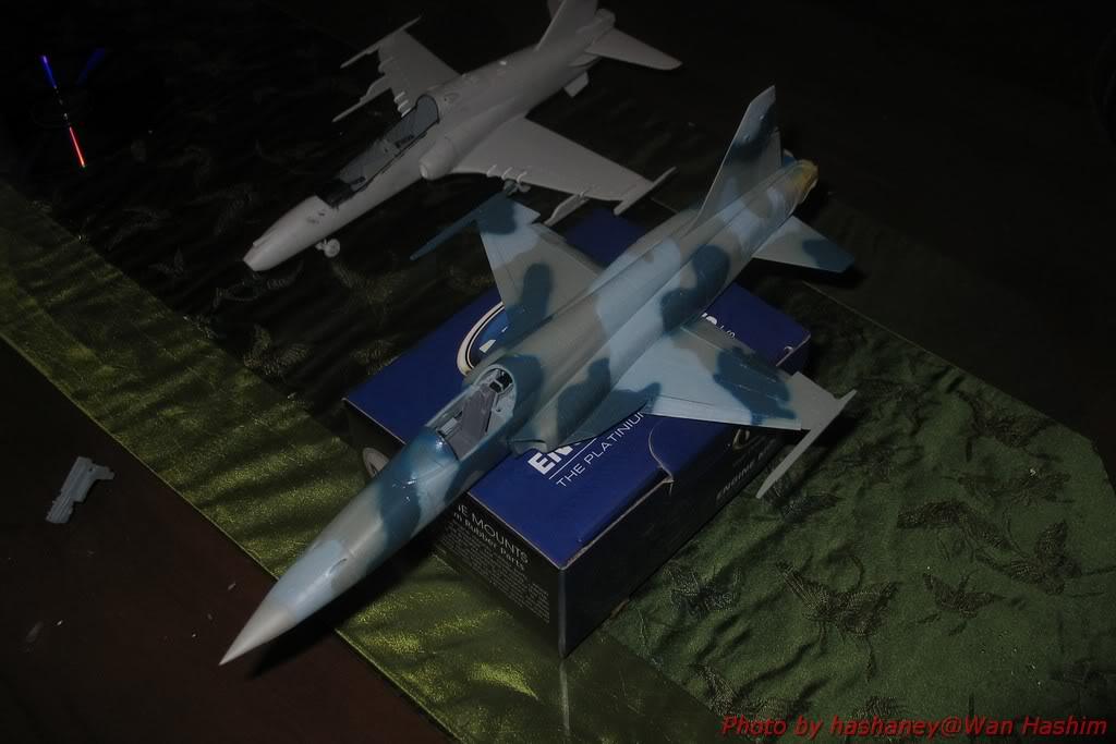 Projek Tentera Udara F-5E001