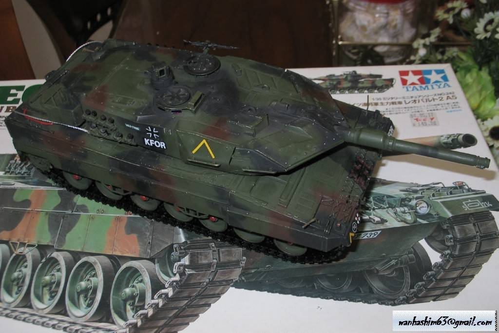 Leopard 2A5 Leopard2A5-01