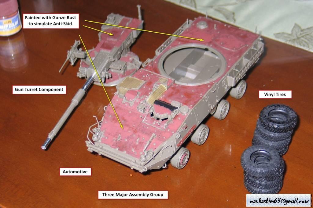 Stryker Mobile Gun System MGS-WIP-01-01