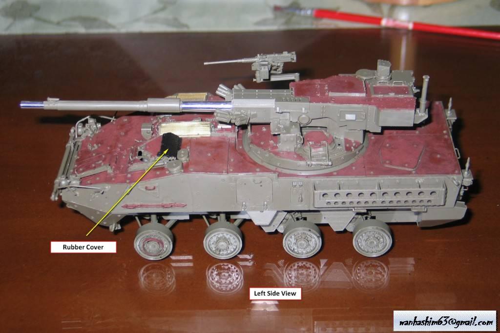 Stryker Mobile Gun System MGS-WIP-01-03