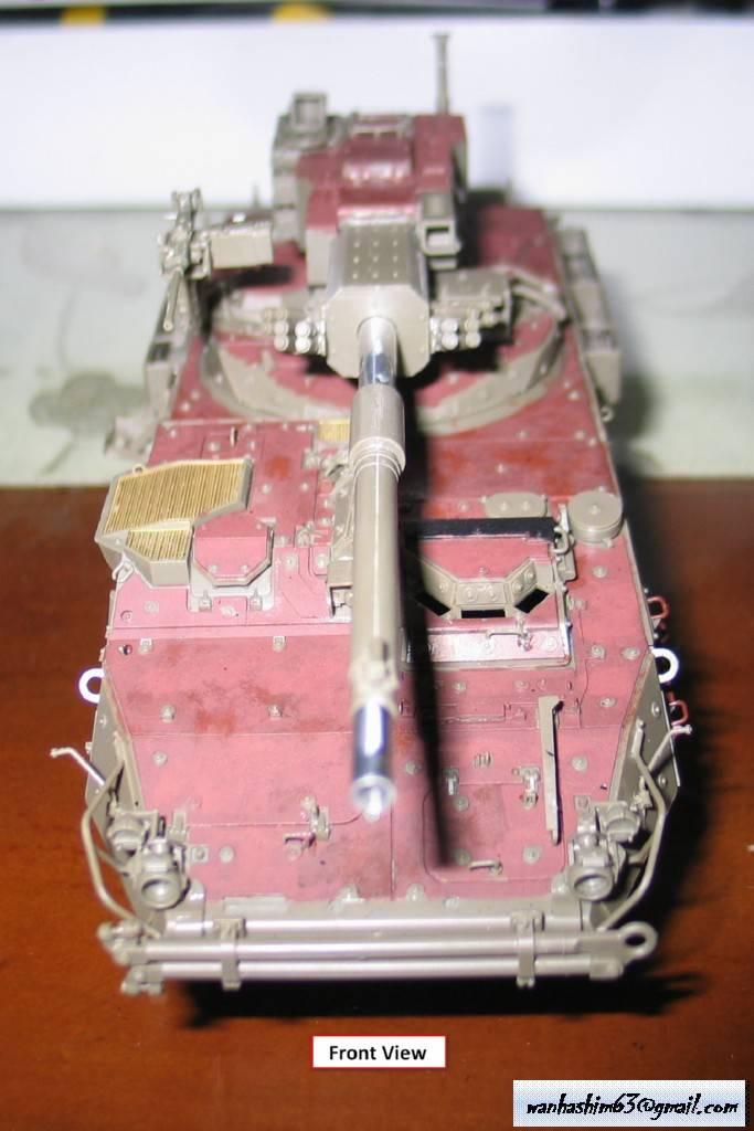 Stryker Mobile Gun System MGS-WIP-01-06