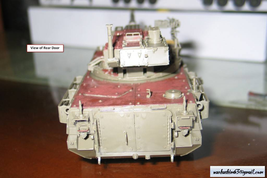 Stryker Mobile Gun System MGS-WIP-01-07