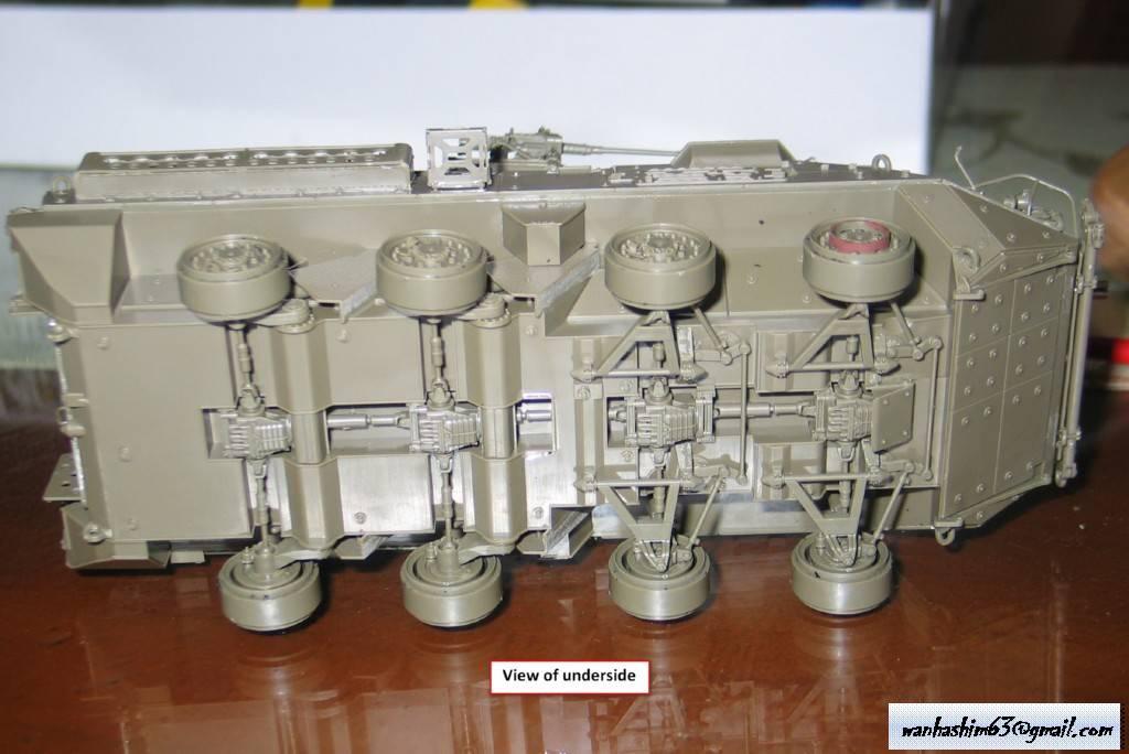 Stryker Mobile Gun System MGS-WIP-01-08
