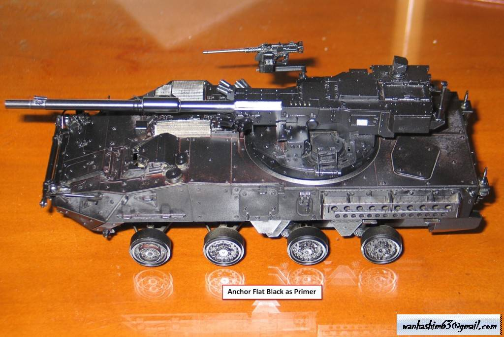 Stryker Mobile Gun System MGS-WIP-01-10